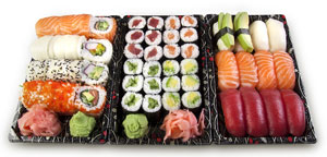 il vino per il sushi
