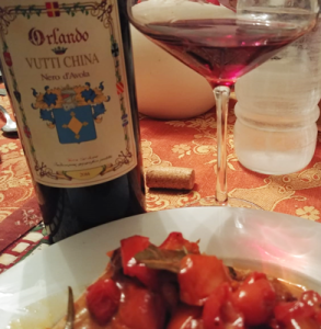 Nero d'Avola Vutti China 2014